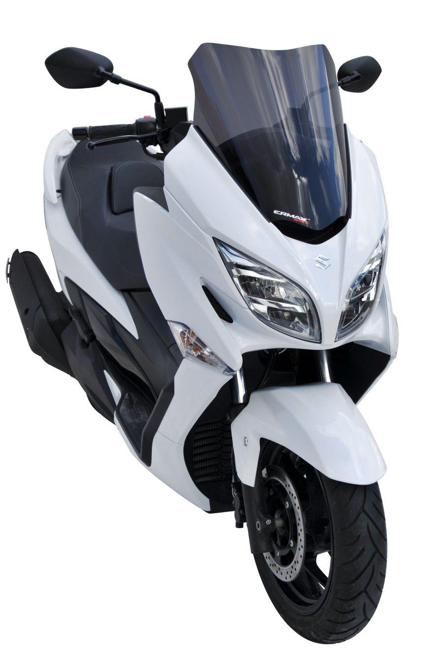 400 バーグマン 【初試乗】スカイウェイブのネガを払拭した「バーグマン400」 Motor